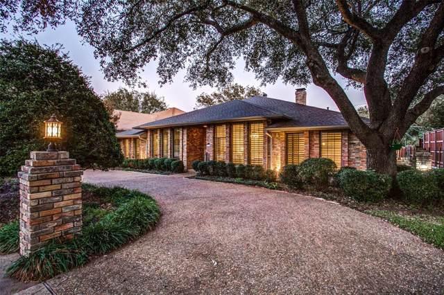 8714 Autumn Oaks Drive, Dallas, TX 75243 (MLS #14219538) :: RE/MAX Town & Country