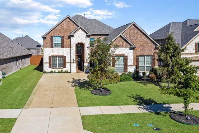 9896 Robinwoods Drive, Frisco, TX 75035 (MLS #14219554) :: The Kimberly Davis Group