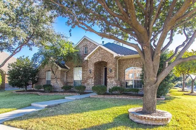 406 Deer Brooke Drive, Allen, TX 75002 (MLS #14219600) :: Lynn Wilson with Keller Williams DFW/Southlake