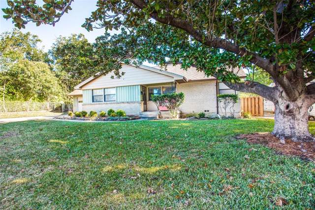 3933 W Spurgeon Street, Fort Worth, TX 76133 (MLS #14219636) :: RE/MAX Town & Country