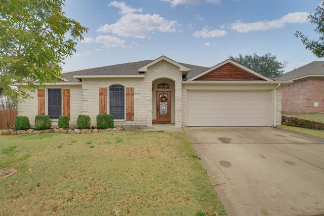 1125 Parkview Trail, Kennedale, TX 76060 (MLS #14219641) :: Robbins Real Estate Group