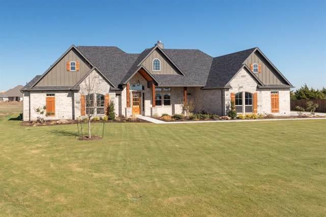 3711 Lizzy Lane, Midlothian, TX 76065 (MLS #14219683) :: Lynn Wilson with Keller Williams DFW/Southlake