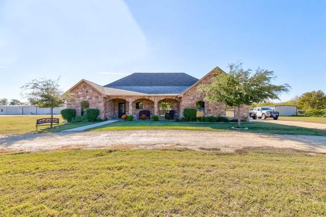 3501 Shoreview Drive, Cleburne, TX 76033 (MLS #14219688) :: Ann Carr Real Estate