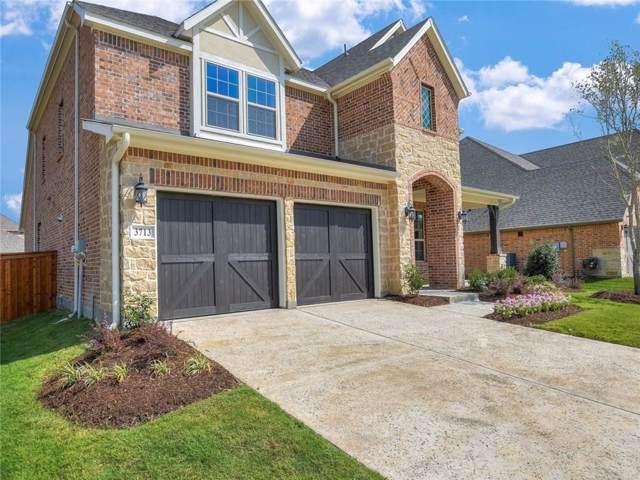 3713 Birmington, The Colony, TX 75056 (MLS #14219727) :: The Kimberly Davis Group