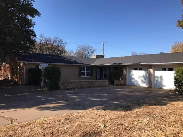 712 W Cora Street, Seymour, TX 76380 (MLS #14219767) :: The Kimberly Davis Group
