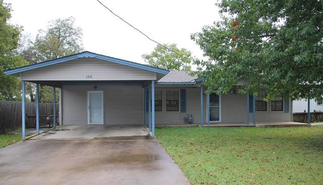 106 N Williams Street, Cumby, TX 75433 (MLS #14219770) :: The Hornburg Real Estate Group