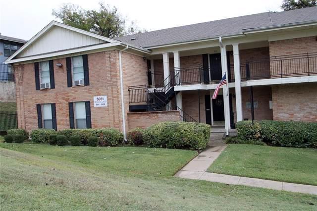 5051 Ridglea Lane #901, Fort Worth, TX 76116 (MLS #14219783) :: The Hornburg Real Estate Group