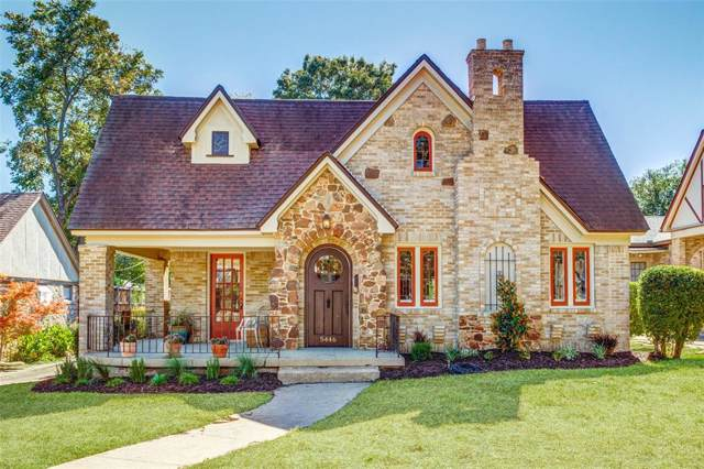 5446 Morningside Avenue, Dallas, TX 75206 (MLS #14219798) :: Robbins Real Estate Group