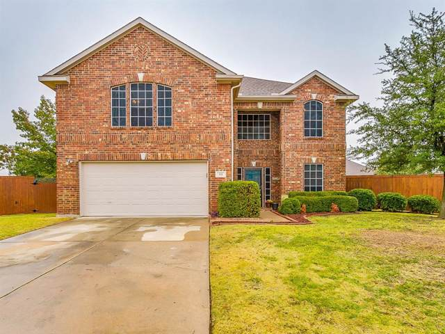 321 Oxford Court, Roanoke, TX 76262 (MLS #14219804) :: RE/MAX Town & Country