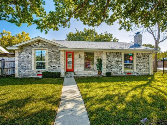 3702 Maybeth Street, Dallas, TX 75212 (MLS #14219807) :: RE/MAX Town & Country