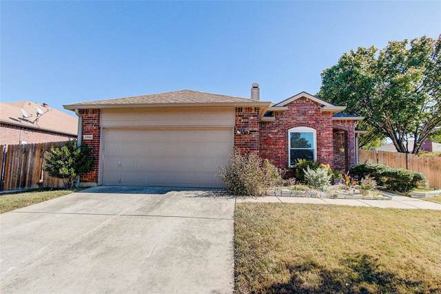 2808 Geronimo Drive, Corinth, TX 76210 (MLS #14219822) :: Baldree Home Team