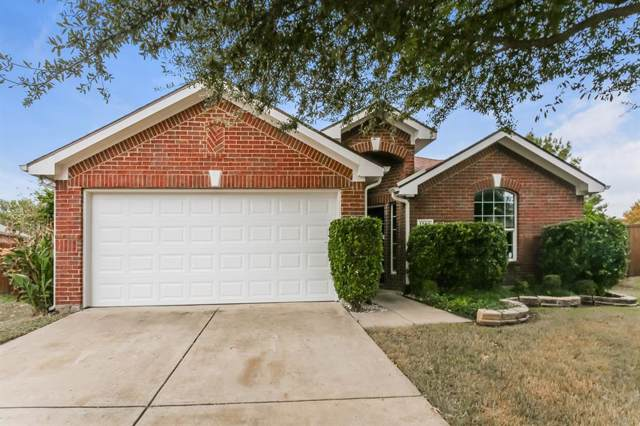 1792 Barton Springs Drive, Little Elm, TX 75068 (MLS #14219825) :: Vibrant Real Estate