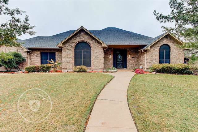 412 Flagstone Drive, Burleson, TX 76028 (MLS #14219835) :: The Mitchell Group