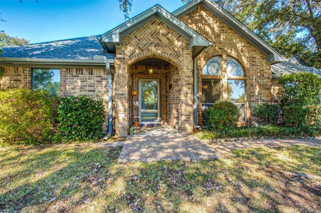 820 Waite Drive, Copper Canyon, TX 75077 (MLS #14219845) :: Baldree Home Team