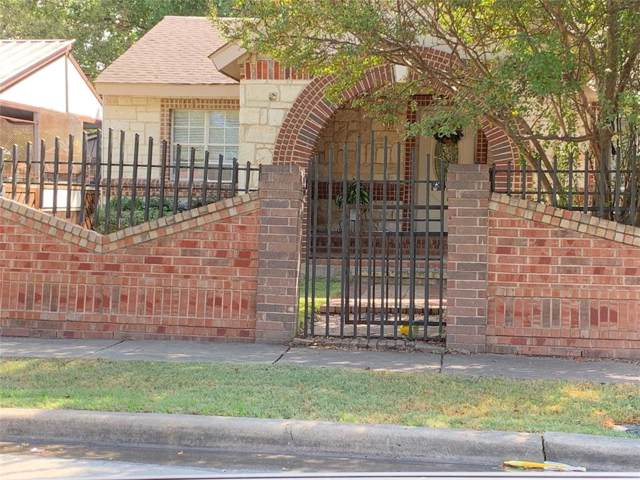 3048 Clydedale Drive, Dallas, TX 75220 (MLS #14219849) :: RE/MAX Town & Country
