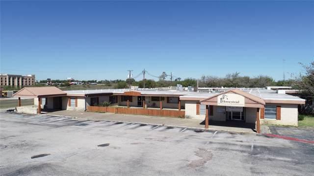 1725 Old Brandon Road, Hillsboro, TX 76645 (MLS #14219857) :: The Tierny Jordan Network