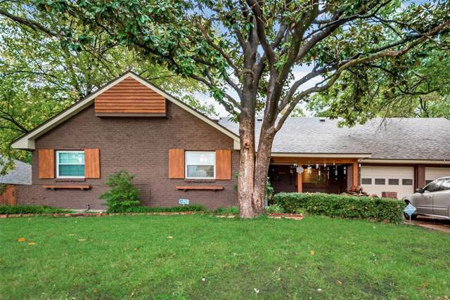 3575 Cromart Court S, Fort Worth, TX 76133 (MLS #14219858) :: RE/MAX Town & Country
