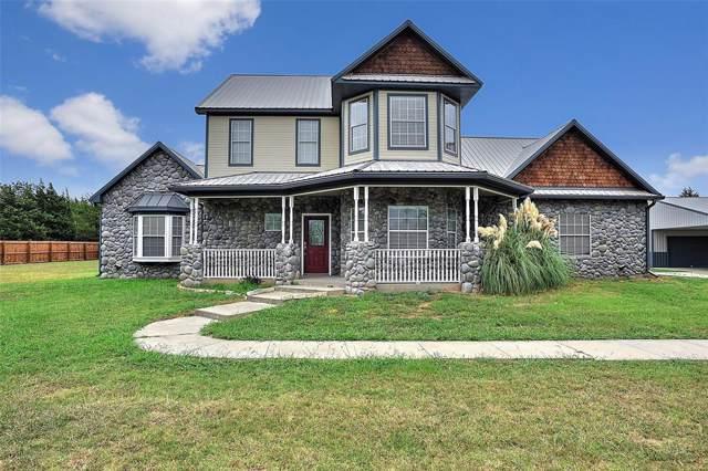 496 Brandon Way, Pottsboro, TX 75076 (MLS #14219894) :: RE/MAX Town & Country