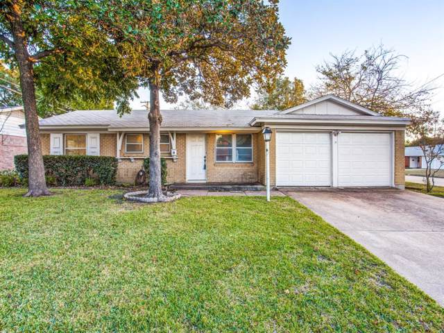 4733 Everest Drive, Fort Worth, TX 76132 (MLS #14219931) :: Potts Realty Group