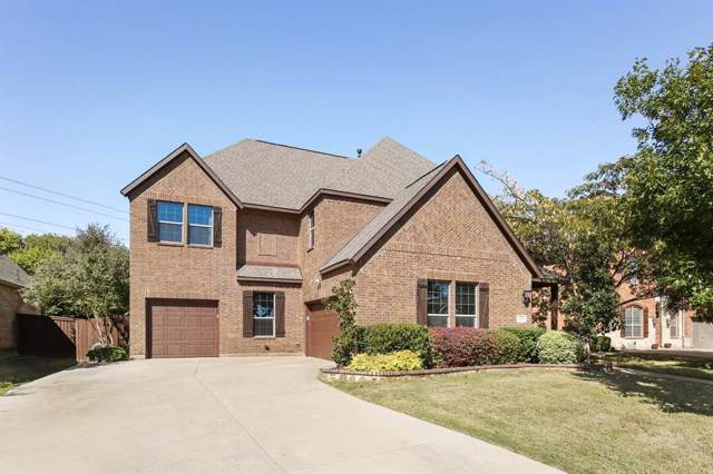 2688 Waters Edge Drive, Grand Prairie, TX 75054 (MLS #14219943) :: Van Poole Properties Group