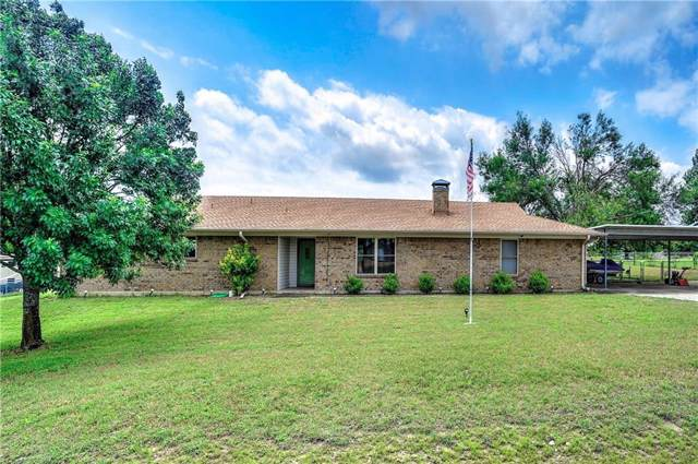 5016 Rolling Hills Drive, Sherman, TX 75092 (MLS #14219971) :: RE/MAX Town & Country