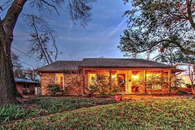 7220 Walling Lane, Dallas, TX 75231 (MLS #14219973) :: Baldree Home Team