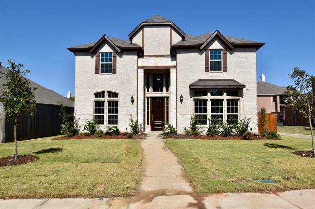 11730 La Grange Drive, Frisco, TX 75035 (MLS #14219981) :: The Kimberly Davis Group