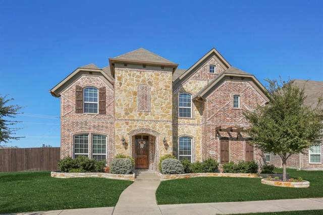 4332 Live Springs Road, Frisco, TX 75036 (MLS #14219990) :: RE/MAX Town & Country