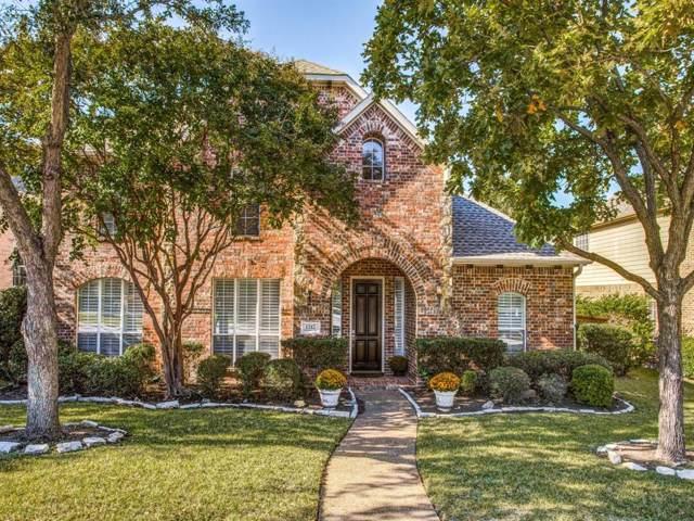 1512 Greenbriar Drive, Allen, TX 75013 (MLS #14219992) :: RE/MAX Town & Country