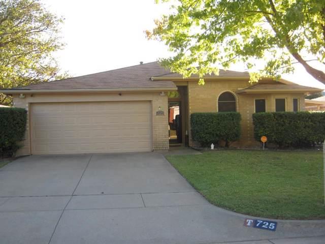 725 Buddy L Drive, Fort Worth, TX 76108 (MLS #14220010) :: Tenesha Lusk Realty Group