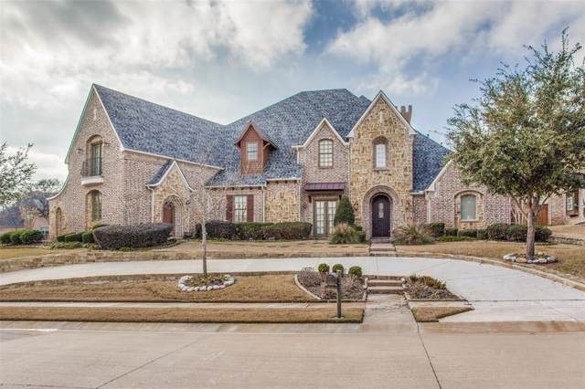 891 Wagner Way, Lantana, TX 76226 (MLS #14220015) :: The Real Estate Station