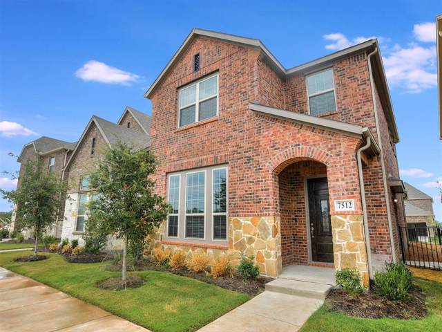 7512 Palisades Drive, Rowlett, TX 75088 (MLS #14220066) :: The Kimberly Davis Group