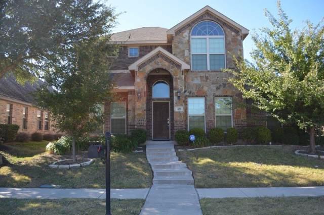 421 Sunnyside Lane, Red Oak, TX 75154 (MLS #14220091) :: RE/MAX Town & Country