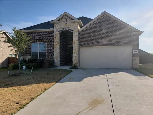 513 Borrow Way, Van Alstyne, TX 75495 (MLS #14220105) :: The Mauelshagen Group