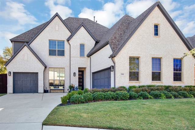 2901 Heavenly Drive, Mckinney, TX 75069 (MLS #14220125) :: All Cities Realty