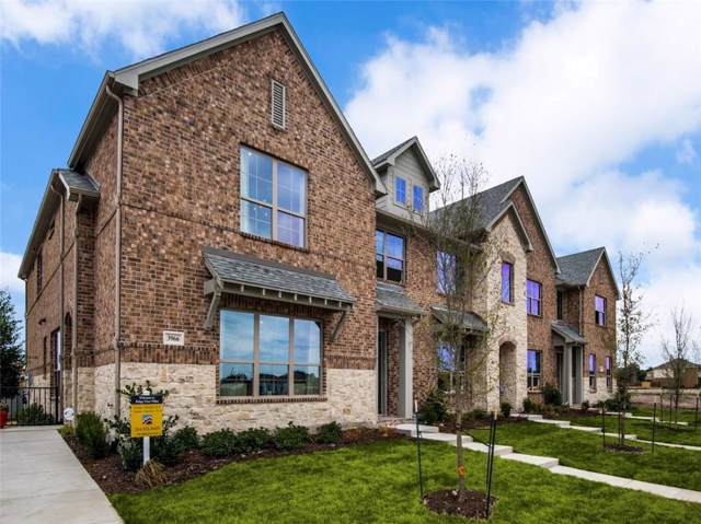 3921 Crown Avenue, Mckinney, TX 75070 (MLS #14220167) :: All Cities Realty