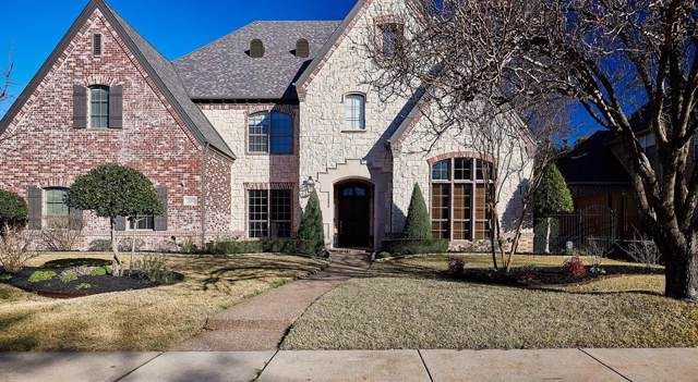 7215 Brooke Drive, Colleyville, TX 76034 (MLS #14220194) :: All Cities Realty