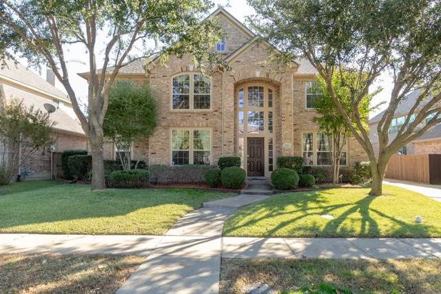 7509 Burr Ferry Drive, Mckinney, TX 75071 (MLS #14220229) :: RE/MAX Town & Country