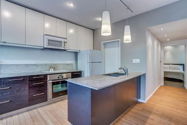 7151 Gaston Avenue #406, Dallas, TX 75214 (MLS #14220249) :: The Hornburg Real Estate Group