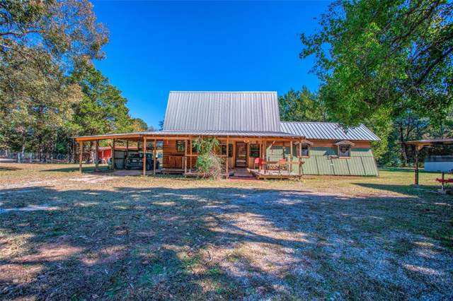 1005 County Road, Gordonville, TX 76245 (MLS #14220266) :: RE/MAX Town & Country