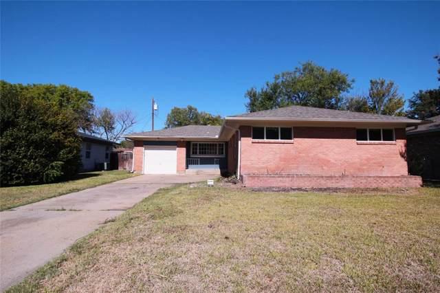10447 Lanshire Drive, Dallas, TX 75238 (MLS #14220271) :: The Hornburg Real Estate Group