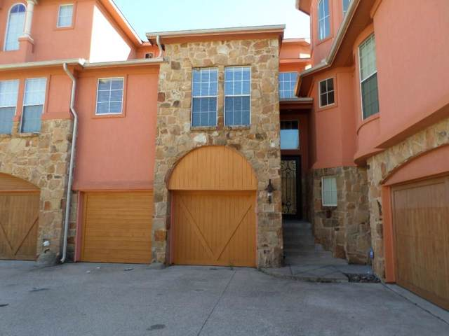 2625 Villa Di Lago #5, Grand Prairie, TX 75054 (MLS #14220280) :: The Tierny Jordan Network
