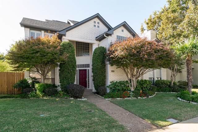 6040 Buffridge Trail, Dallas, TX 75252 (MLS #14220305) :: The Good Home Team