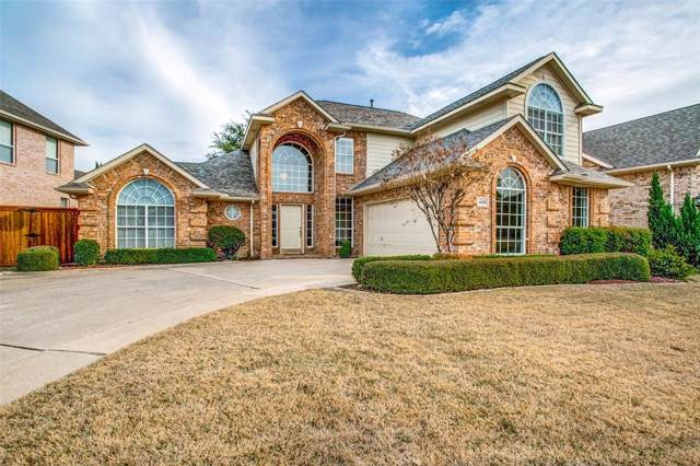 832 Canyon Crest Drive, Irving, TX 75063 (MLS #14220316) :: Hargrove Realty Group