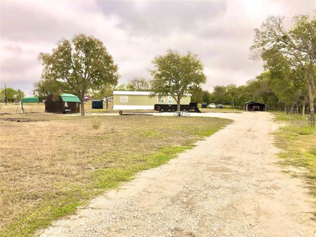 222 Lcr 222, Wortham, TX 76693 (MLS #14220317) :: Dwell Residential Realty