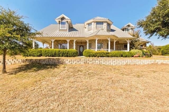 410 Lanyard Drive, Bluff Dale, TX 76433 (MLS #14220326) :: The Kimberly Davis Group
