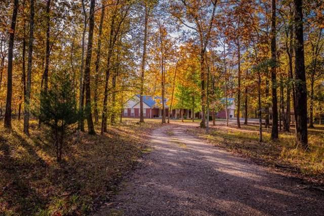 416 Lucien Sorrel Road, Broken Bow, OK 74728 (MLS #14220330) :: Real Estate By Design