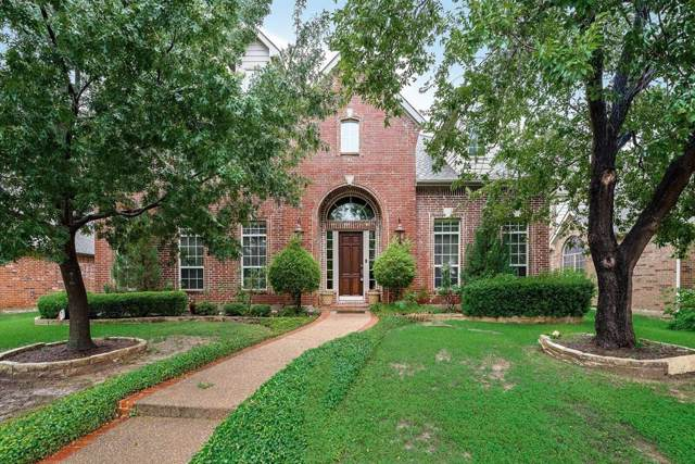 1869 Hathaway Lane, Frisco, TX 75036 (MLS #14220349) :: RE/MAX Town & Country