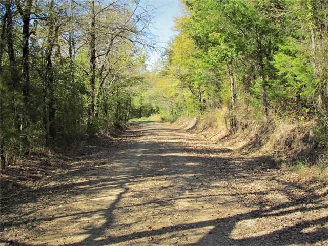 TBD County Road 3510 Road, Pecan Gap, TX 75469 (MLS #14220353) :: Frankie Arthur Real Estate