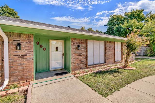 906 Nature Drive, Duncanville, TX 75116 (MLS #14220356) :: RE/MAX Town & Country